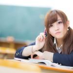 校則が厳しい学校では髪型に悩む。簡単にできるヘアアレンジ!