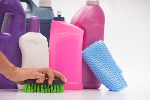 カビ 掃除 方法