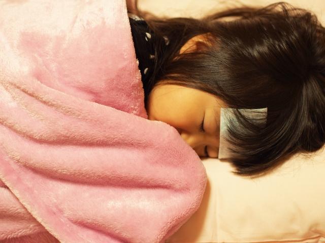 インフルエンザ 症状 子供