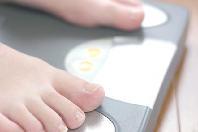 産後 体重 変化