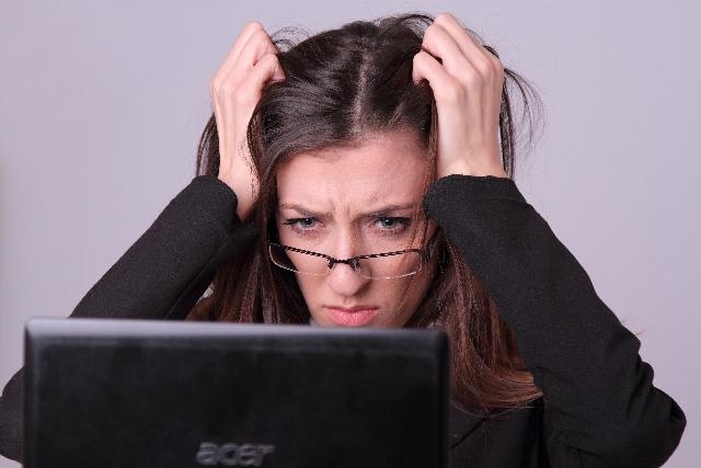 仕事 ストレス 限界