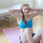 筋トレで腹筋の引き締め!器具なし自重トレーニングのポイント