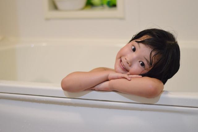お風呂 毎日 子供