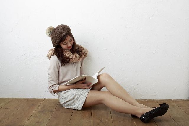 女性の魅力アップ!本を読む習慣で素敵な女性を目指そう!