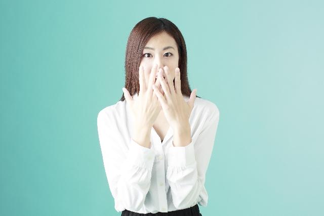 口臭 原因 銀歯